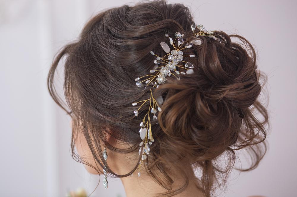 Lav smukt opsat hår