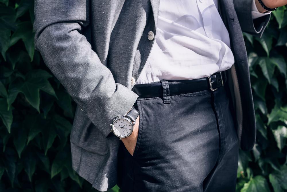 Uret er mandens vigtigste smykke